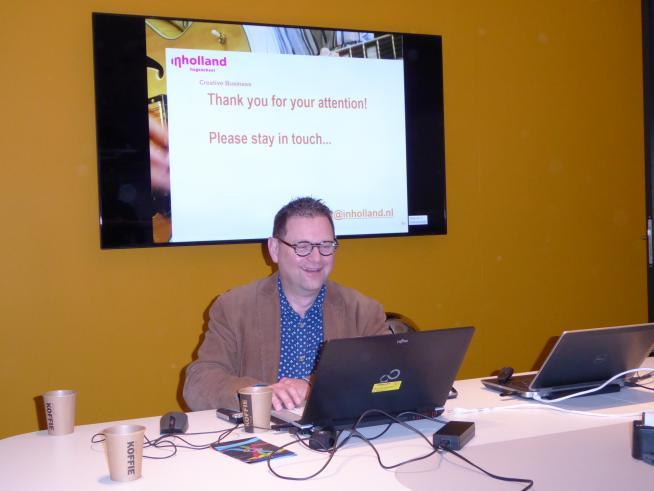 Erik Huisken over auteursrechten